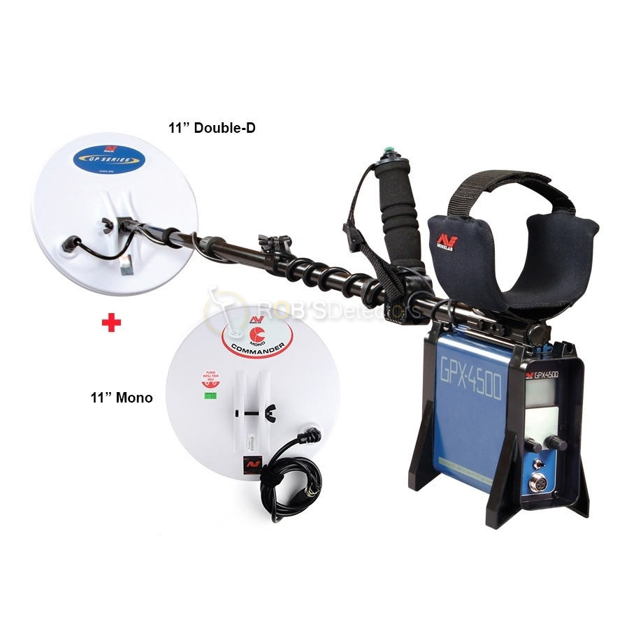 Minelab GPX 5000 Metal Detector Pro Package (Extra Accessories for Free)
