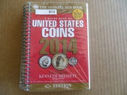 United States Coins 2014 Book