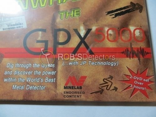 Unwrapping the GPX 5000 DVD