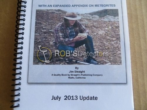 Advanced Prospecting & Detecting Book