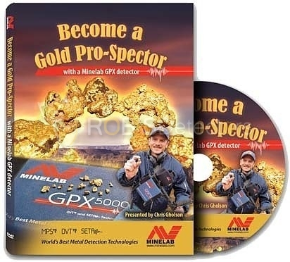 Become a Gold Pro-Spector DVD