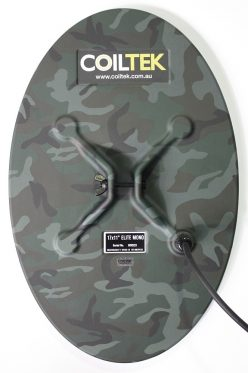 "Coiltek 17x11-inch Elliptical ""Elite"" Mono Searchcoil"