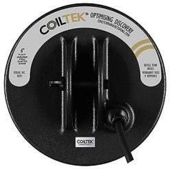 "Coiltek 6"" Treasureseeker Search Coil"