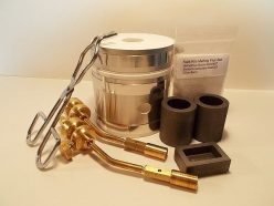 Deluxe Kwik Kiln II Melting Kit with Mag-Torches