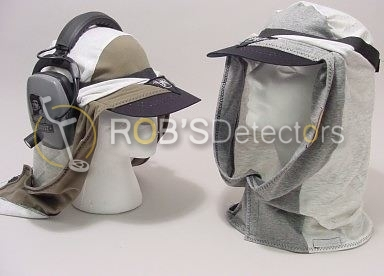 Detector Protector Hat - SPF 40
