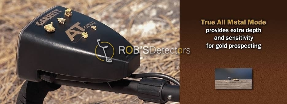 Garrett at gold metal detector rob 39 s detectors for True frequency jewelry reviews