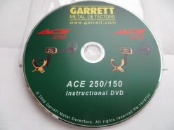 Garrett Instructional DVD on ACE series