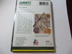 Garrett Instructional Metal Detector DVD