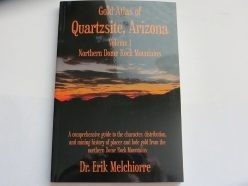 Gold Atlas of Quartzsite Arizona, Vol. 1