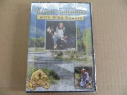 Metal Detectors with Mike Bowers DVD