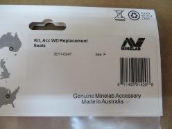 Minelab CTX Seal Kit