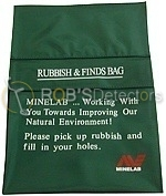 Minelab Rubbish Bag